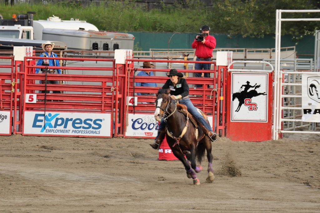 Cloverdale Rodeo 16