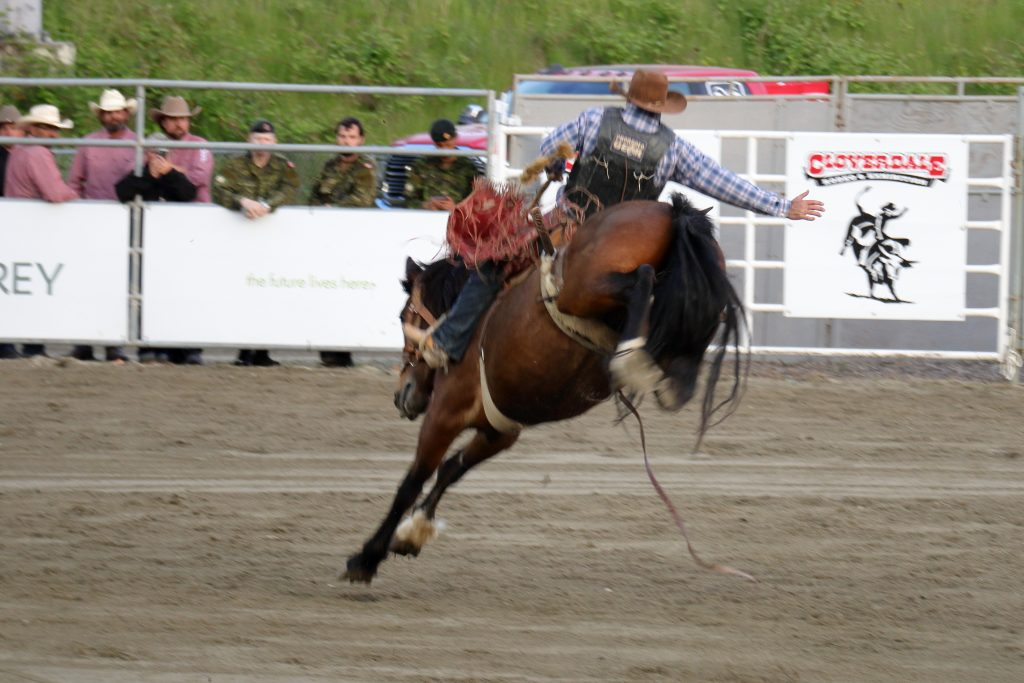 Cloverdale Rodeo 18