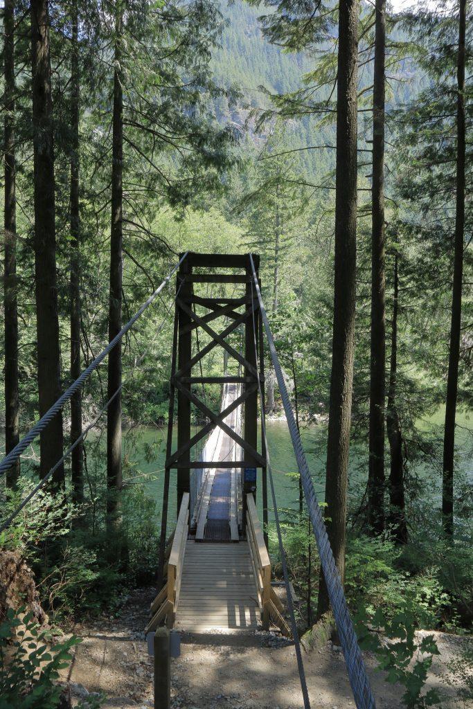Diez Vistas Trail 7