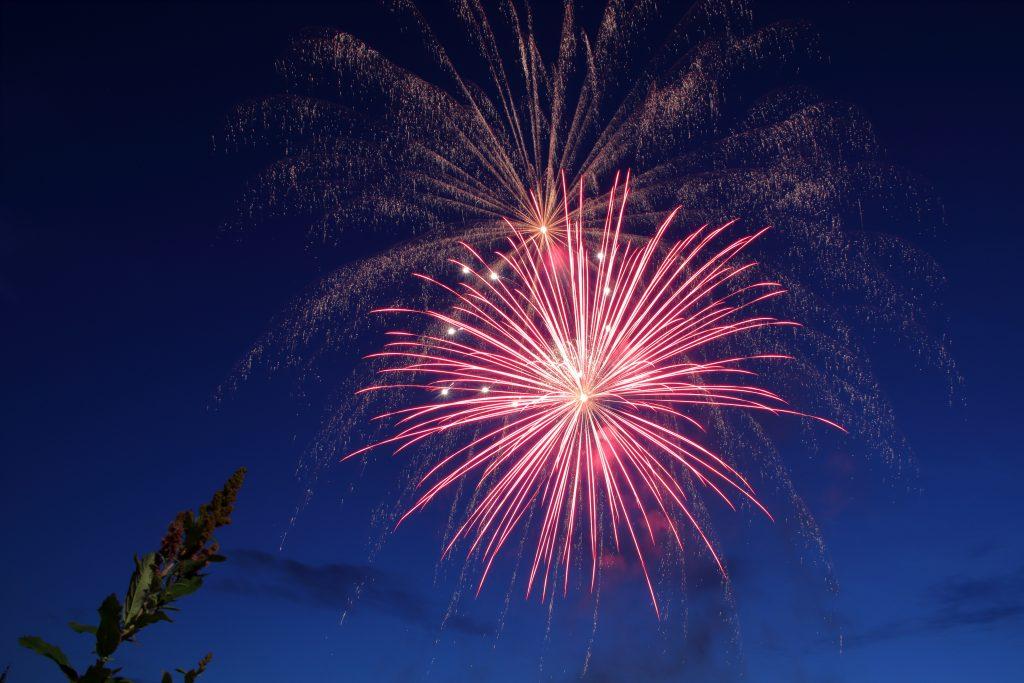 Canada Day Fireworks 2019 2