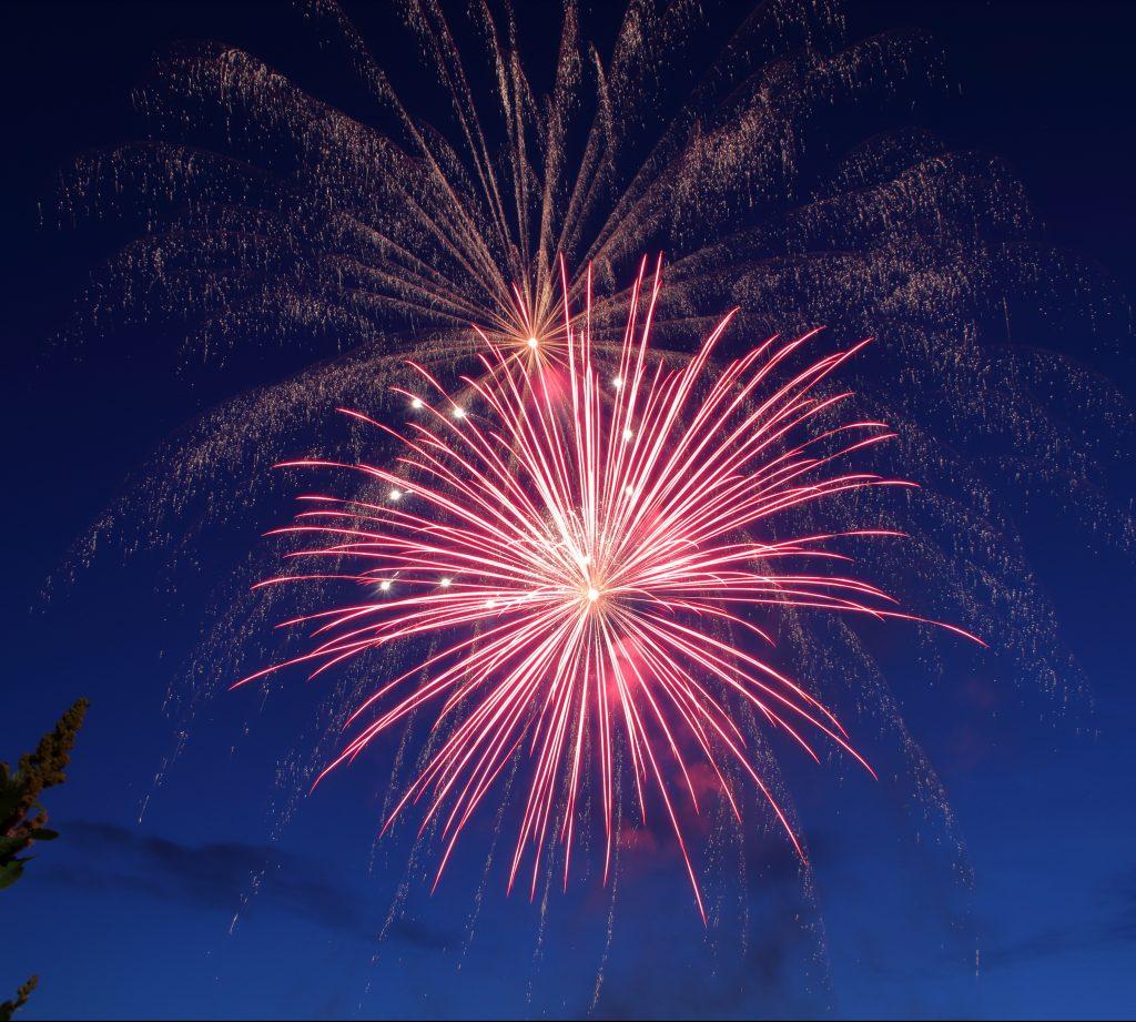 Canada Day Fireworks 2019 1