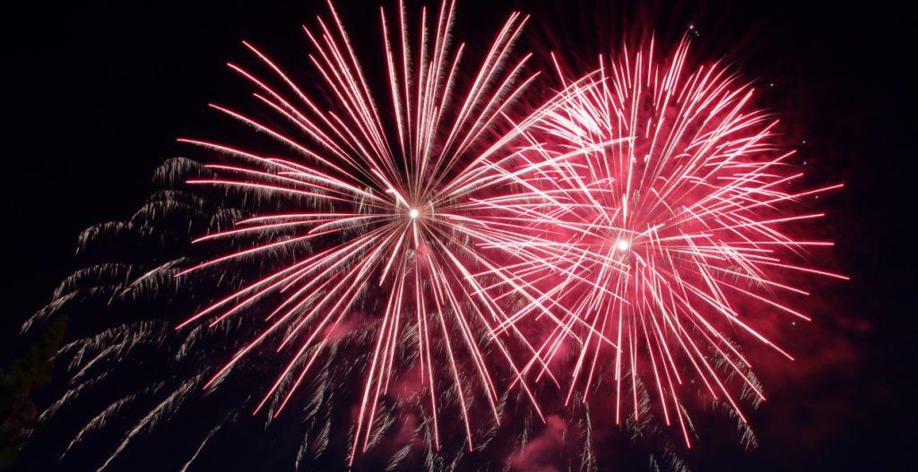 Canada Day Fireworks 2019 10