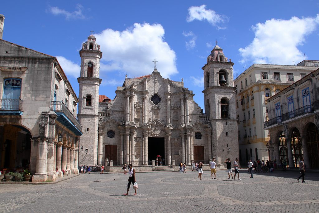 Havana Cathedral 2