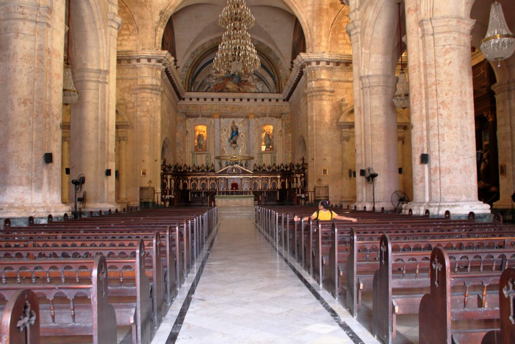 Havana Cathedral 6