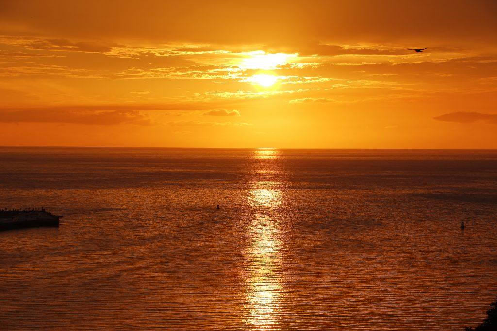 Cuba sunset 5