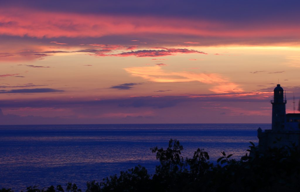 Cuba sunset 6