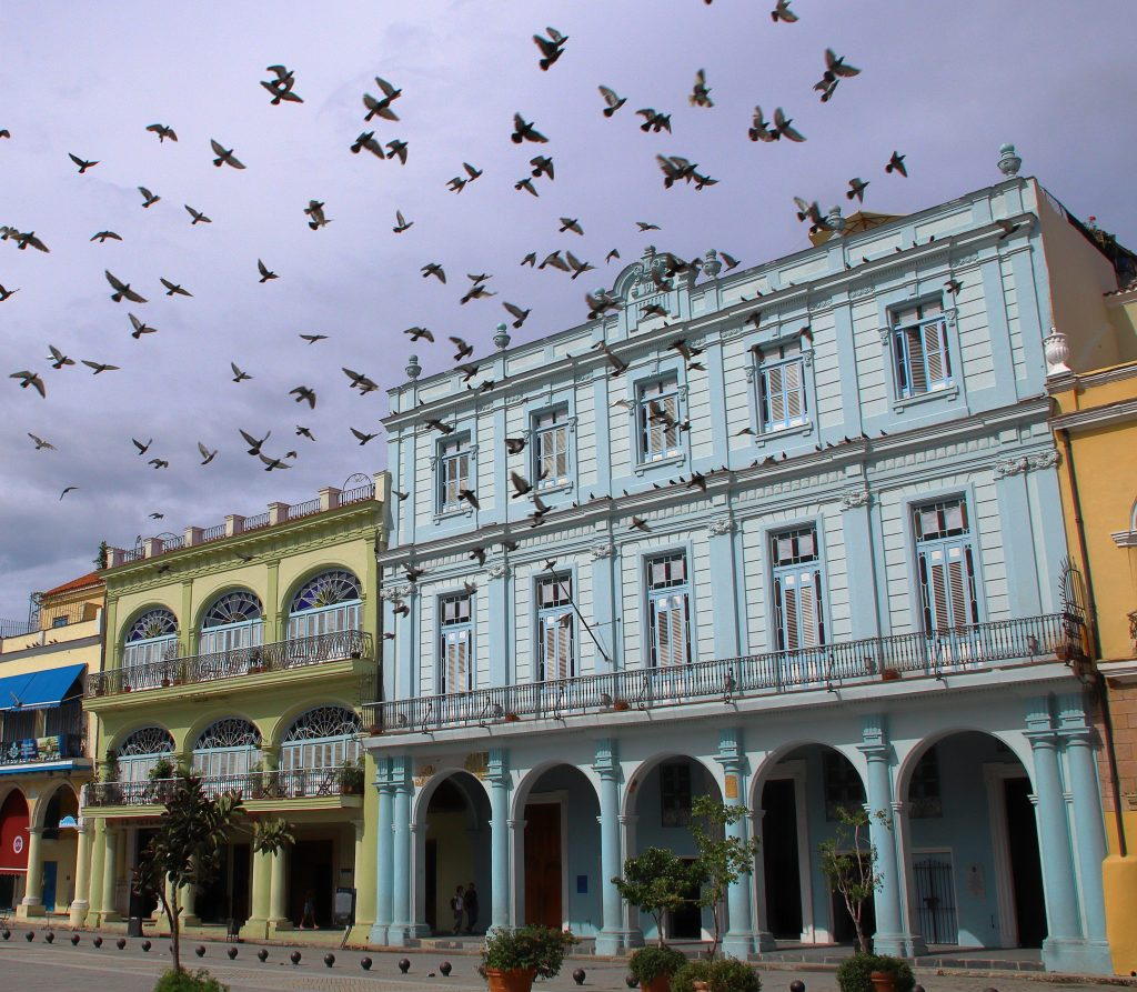 Cuba Buildings 3