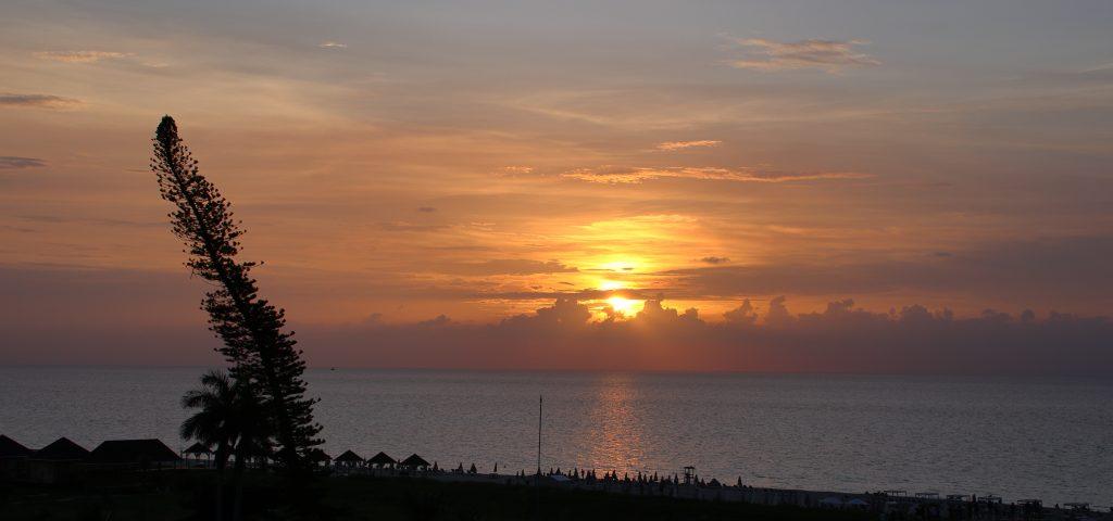 Cuba sunset 8