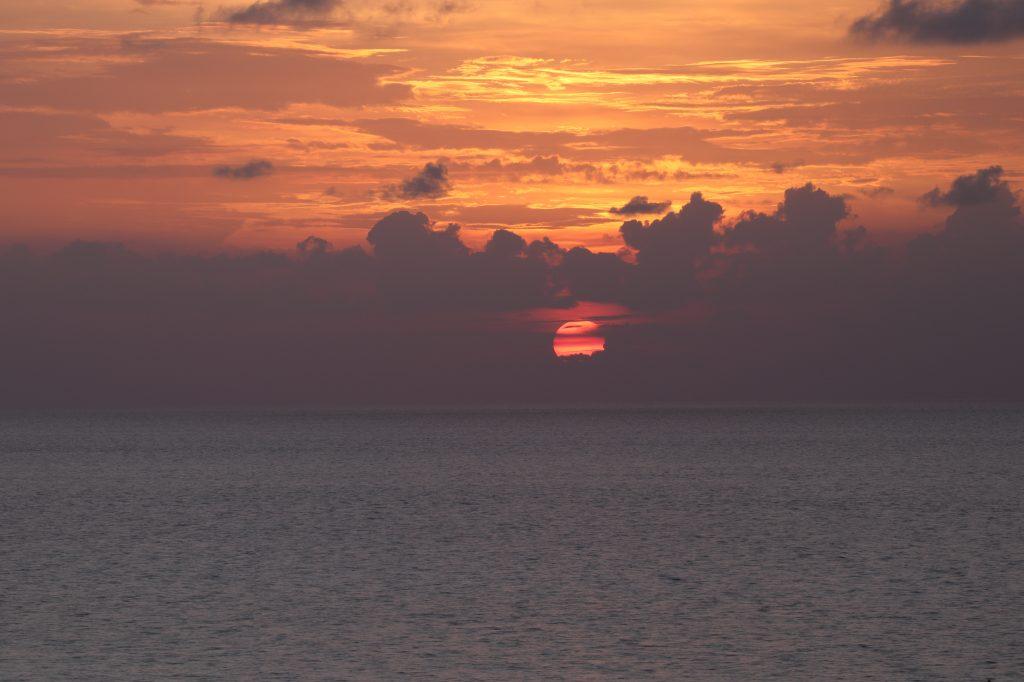 Cuba sunset 9