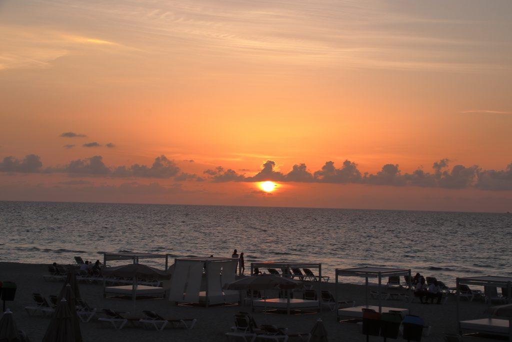 Cuba sunset 10