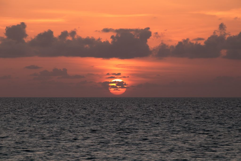 Cuba sunset 11