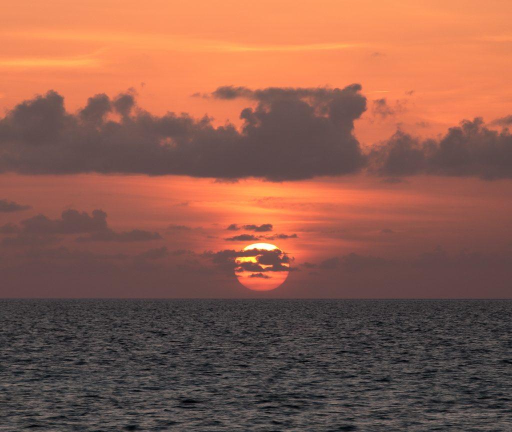 Cuba sunset 4