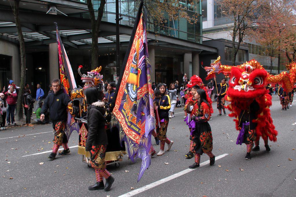 2019 Vancouver Halloween Parade 6