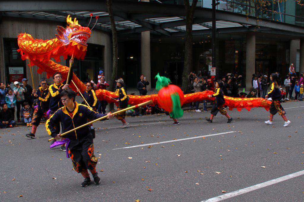 2019 Vancouver Halloween Parade 7