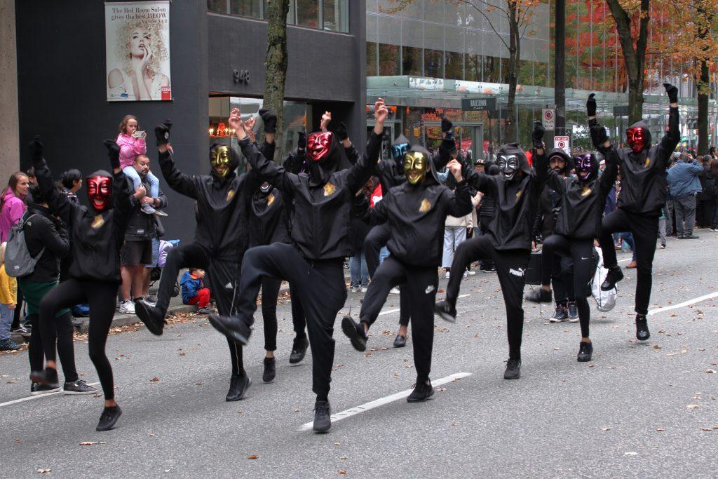 2019 Vancouver Halloween Parade 17
