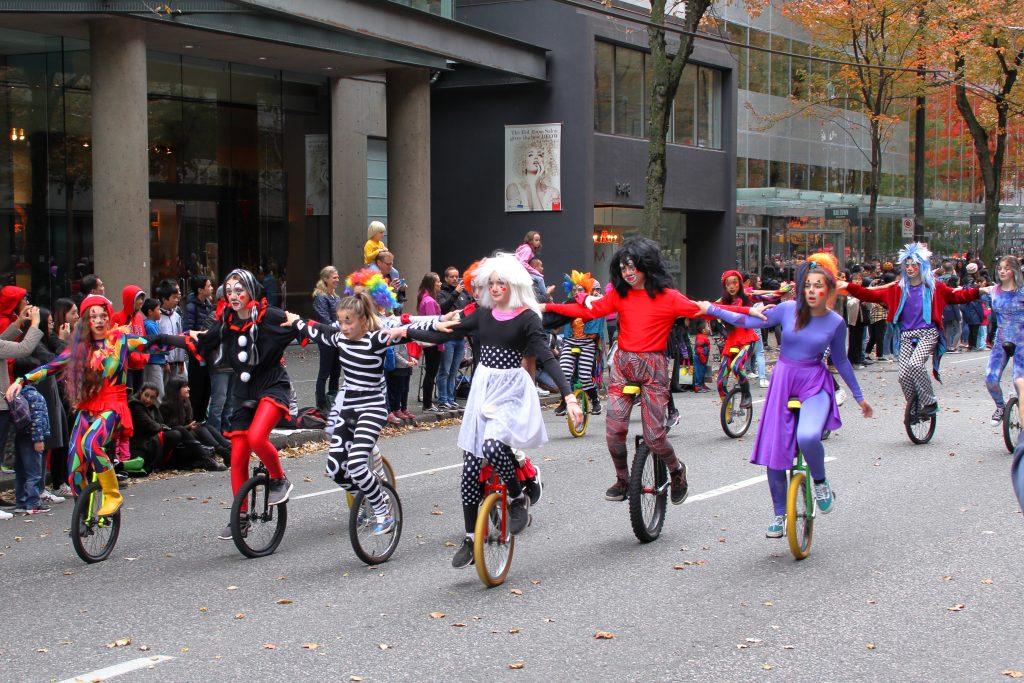 2019 Vancouver Halloween Parade 19