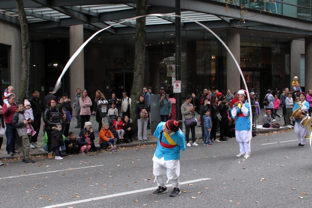 2019 Vancouver Halloween Parade 21