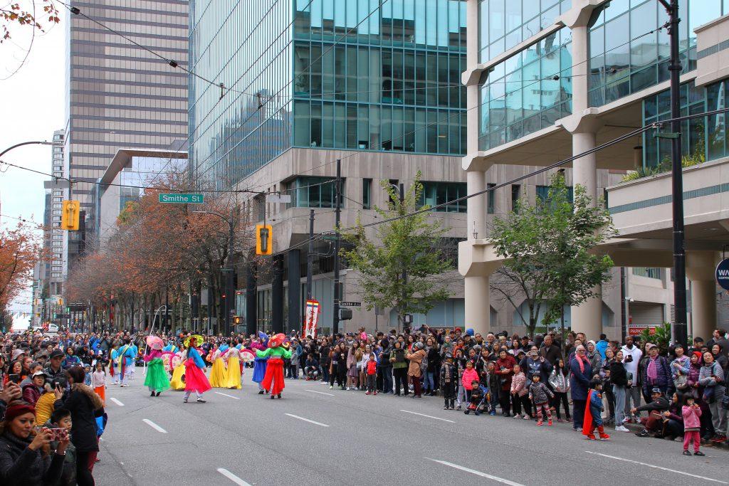 2019 Vancouver Halloween Parade 23