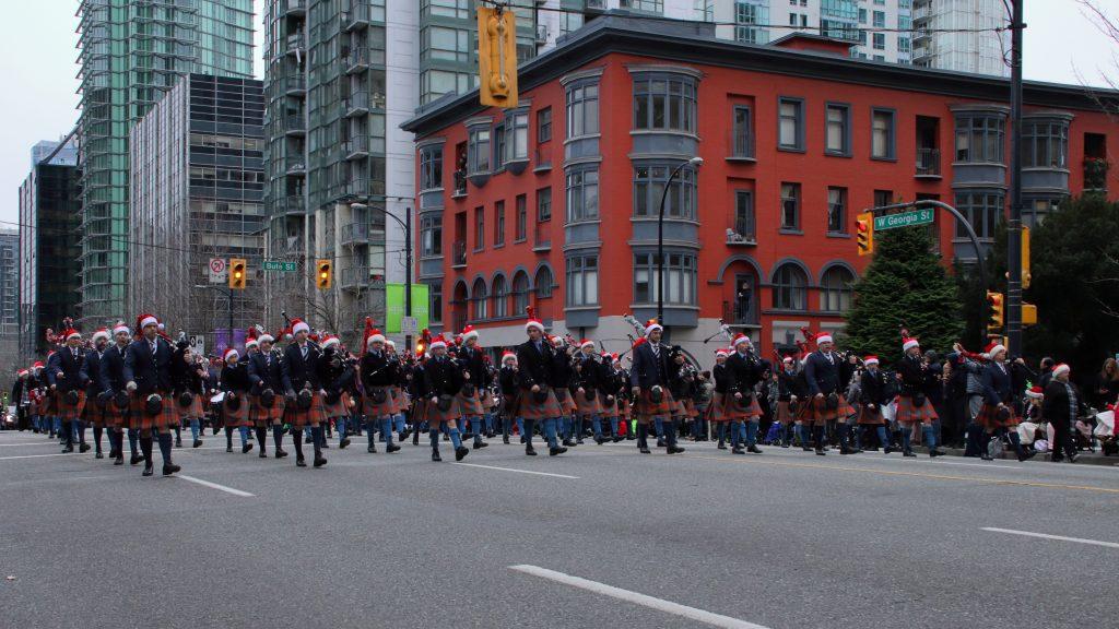 Vancouver Santa Claus Parade 2019 4