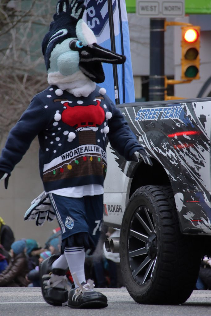 Vancouver Santa Claus Parade 2019 6