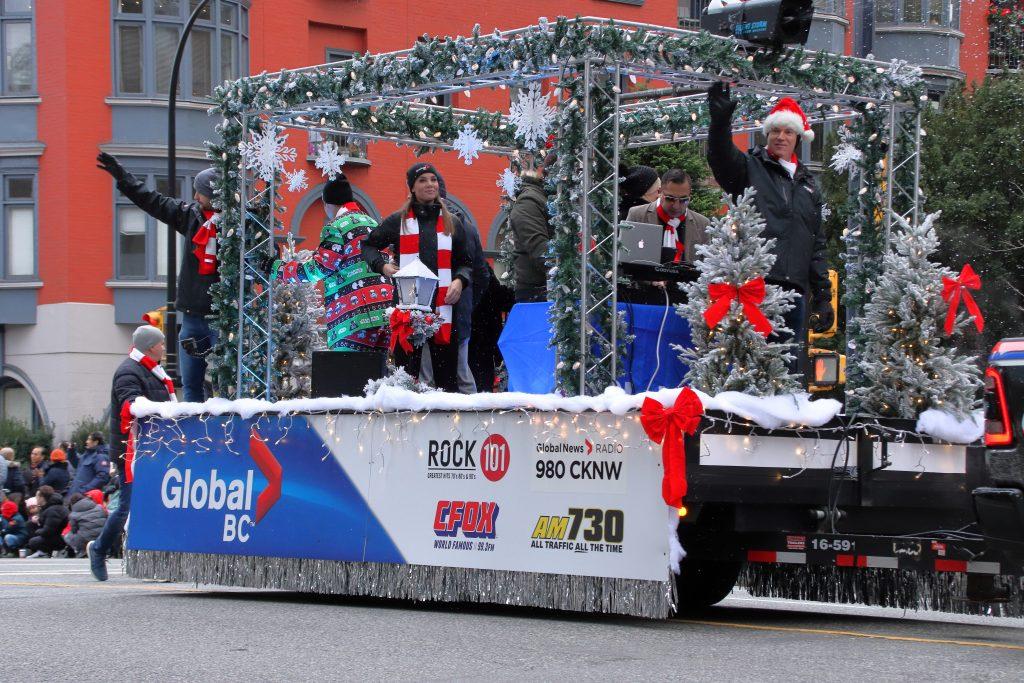 Vancouver Santa Claus Parade 2019 9