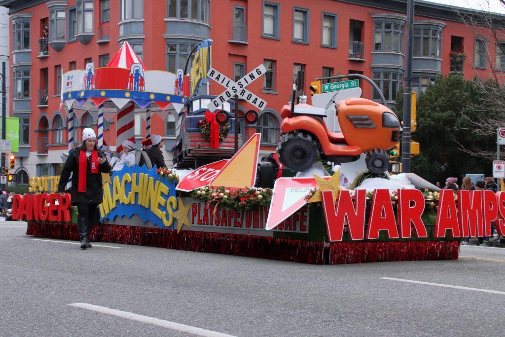 Vancouver Santa Claus Parade 2019 12