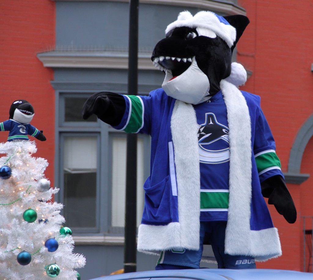 Vancouver Santa Claus Parade 2019 14
