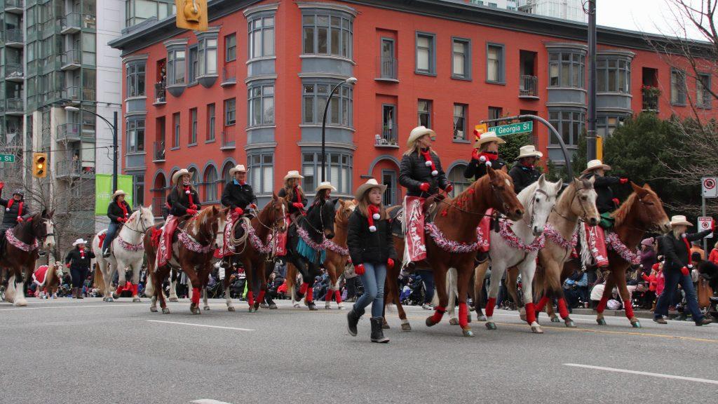 Vancouver Santa Claus Parade 2019 16