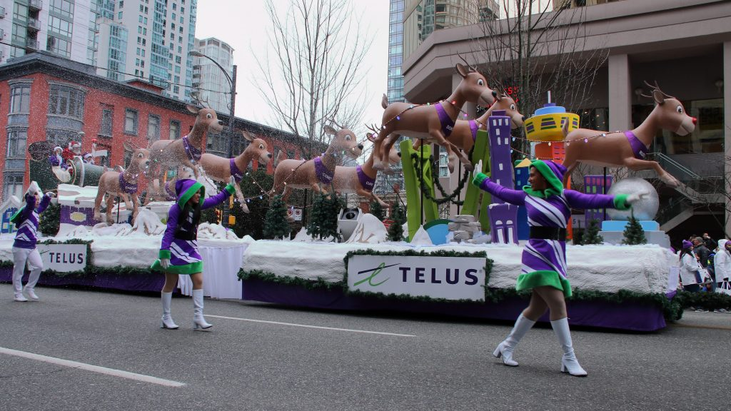 Vancouver Santa Claus Parade 2019 21