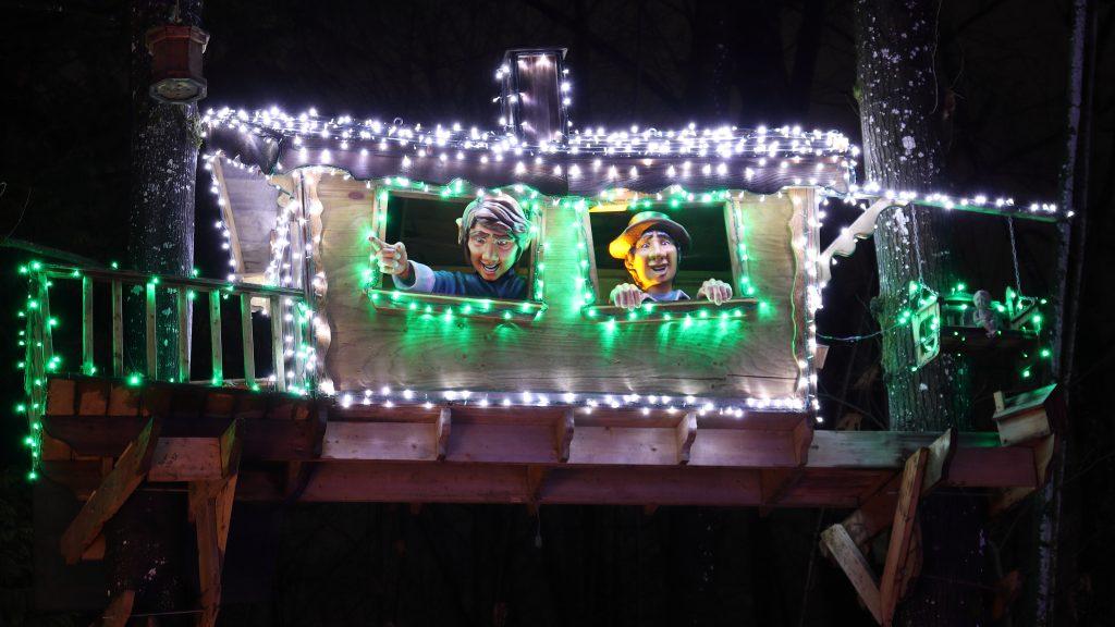 Lights at Lafarge Lake - Coquitlam 6