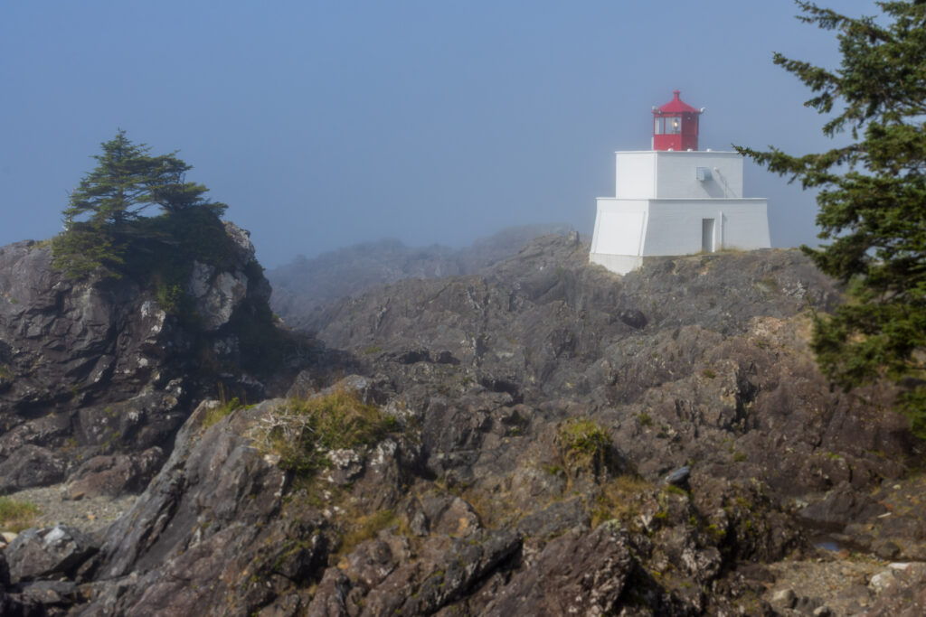 Lighthouses of Vancouver Island 7