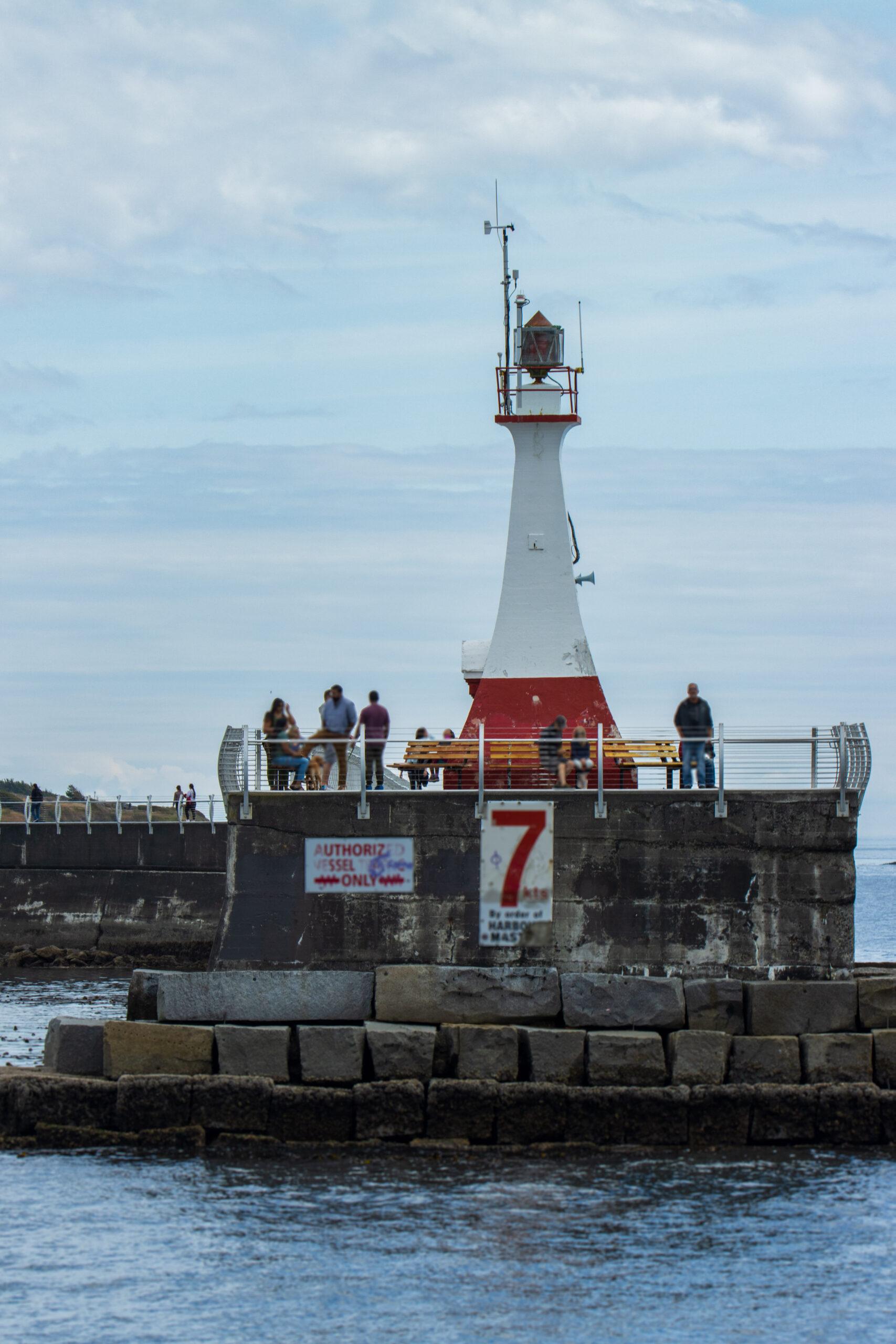 Ogden Point Breakwater Lighthouse